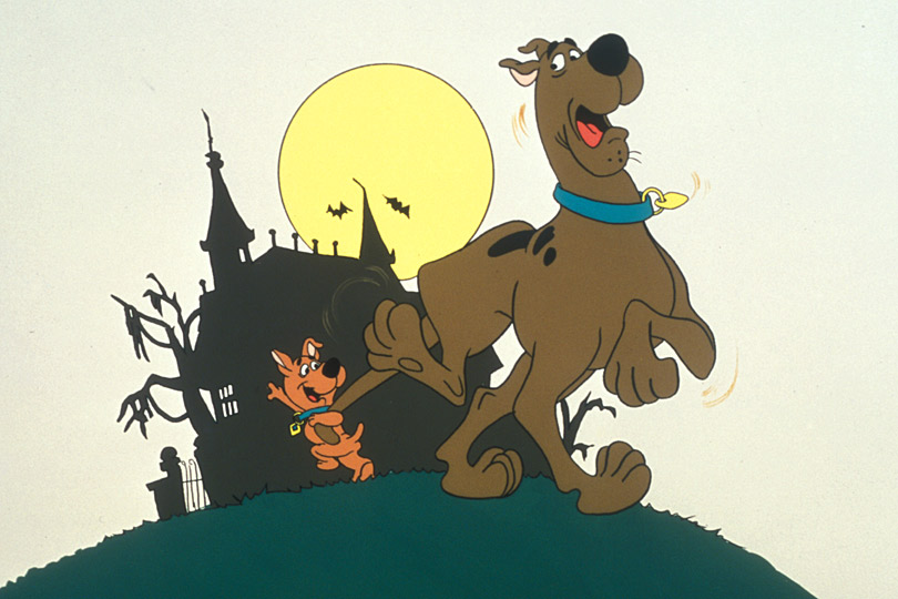 New Scooby Doo Mysteries