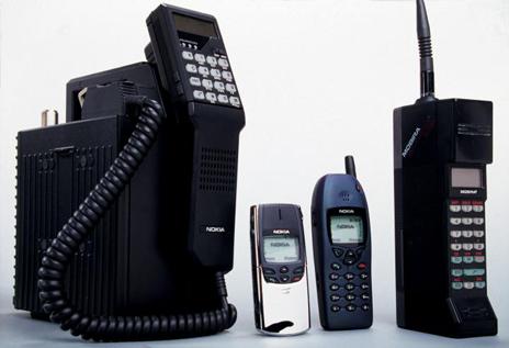 Nokia Mobira Cityman 900