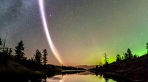 Northern Lights enthusiasts see a strange new light in the sky and decide to call it 'Steve'