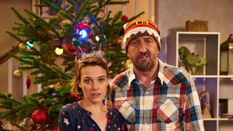 Lee Mack's 2019 Not Going Out Christmas special