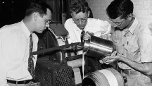 October 27, 1938: DuPont unveils a new synthetic fibre - nylon
