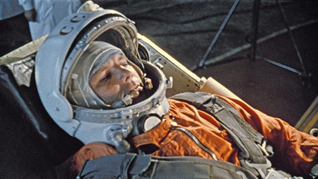 Vostok Rocket Space Soviet Russian Gagarin Ussr 1961 Sputnik 1 Satellite