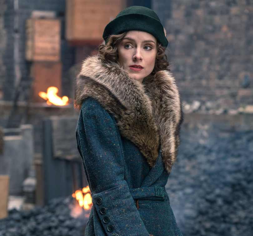 Sophie Rundle as Ada Shelby in Peaky Blinders season 5