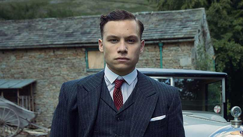 Peaky Blinders - Finn Cole as Michael Gray