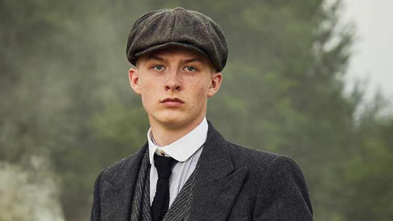 Harry Kirton in Peaky Blinders