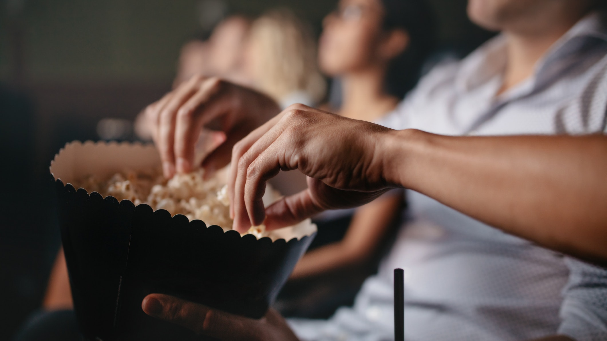 7 Quiet Cinema Snacks To Eat The Movies Bt