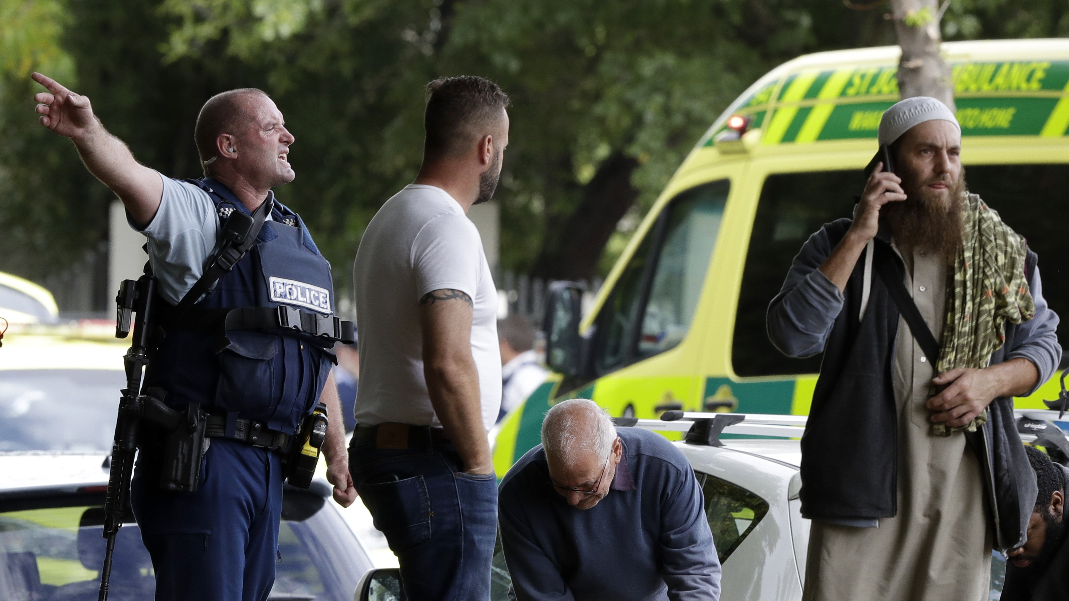 New Zealand Massacre Photo: PM May Leads UK Condemnation Of New Zealand Mosque