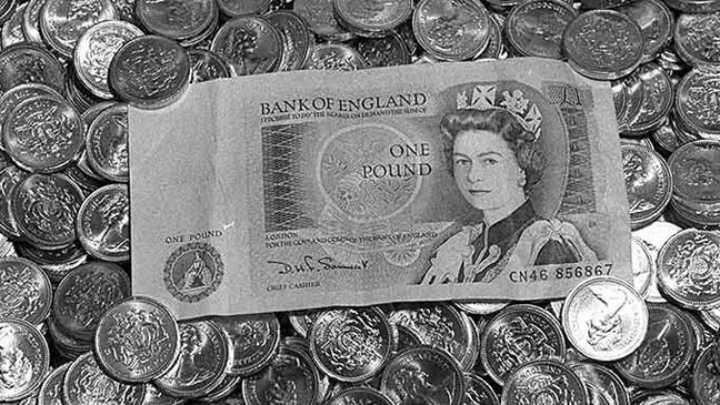 November 12, 1984: End of the road for the pound note | BT