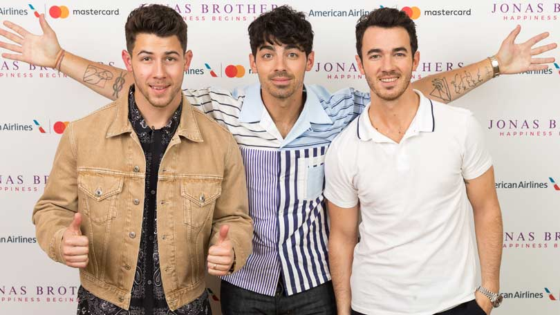 Chasing Happiness - The Jonas Brothers reunited in 2019