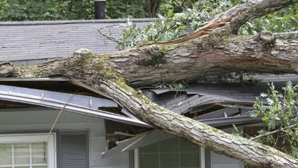 Protect your house from stormy weather