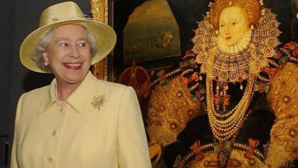 Queen Elizabeth I Greatest Ever Monarch BT