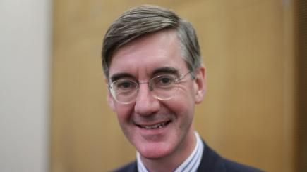 Rees-Mogg: Post-Brexit windfall should be used to honour £350m NHS pledge