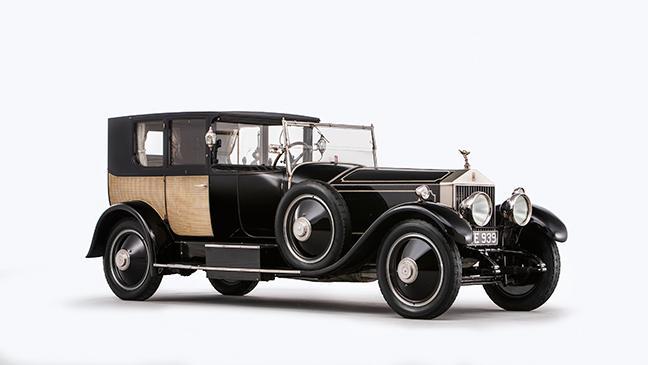 Rolls Royce Phantom See Inside The 1920s Rolls Royce Dubbed A Palace On Wheels Bt