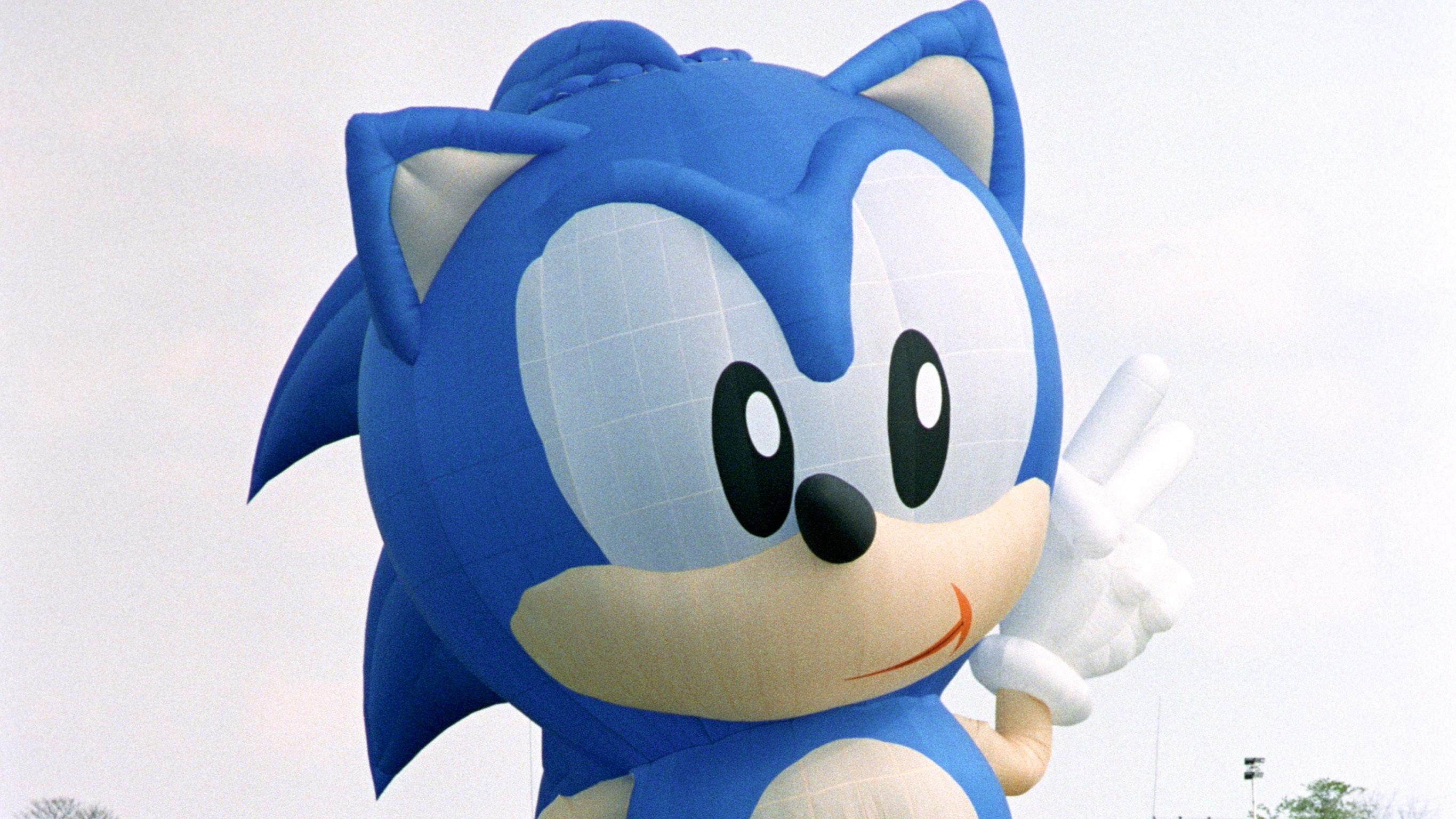 sonic the hedgehog - photo #44