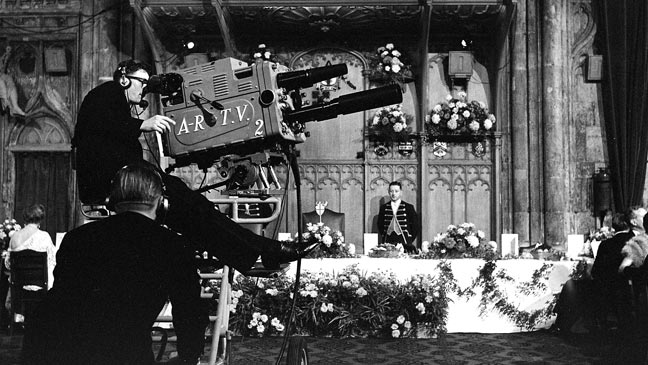 September 22, 1955: Commercial television comes to Britain as ITV