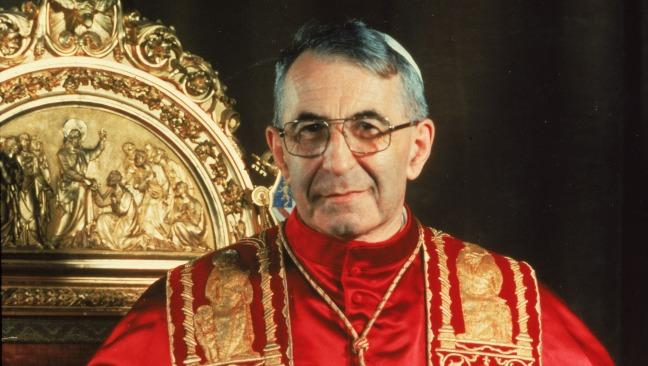 September 29, 1978: 'Smiling Pope' John Paul I dies