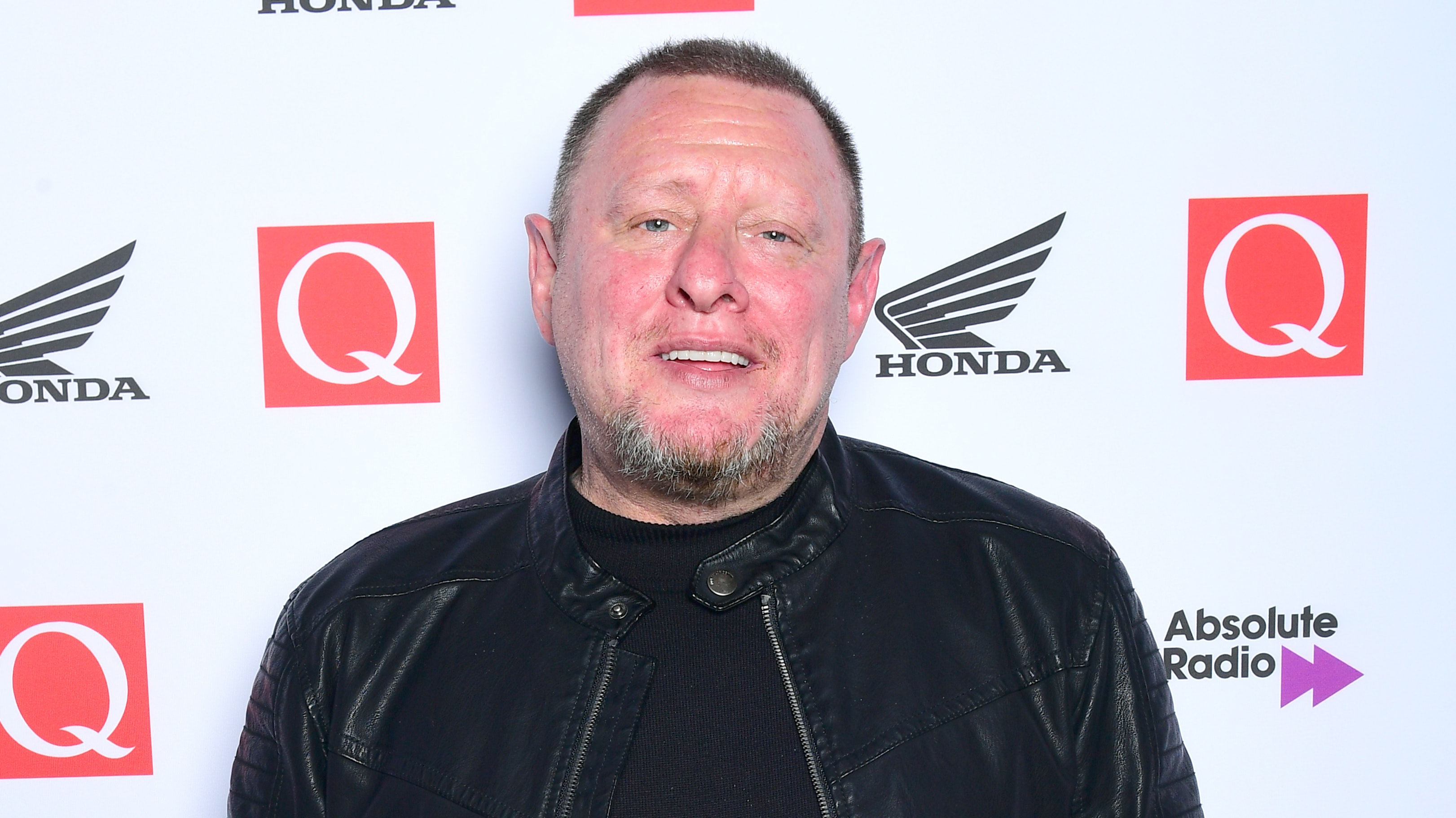 Shaun Ryder created alter-ego X to deal with crippling stage fright   BT