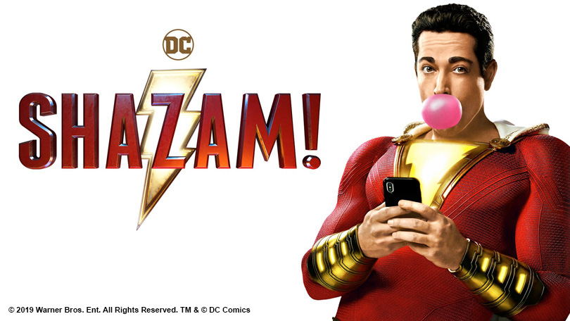 Shazam - Now in the BT TV Store