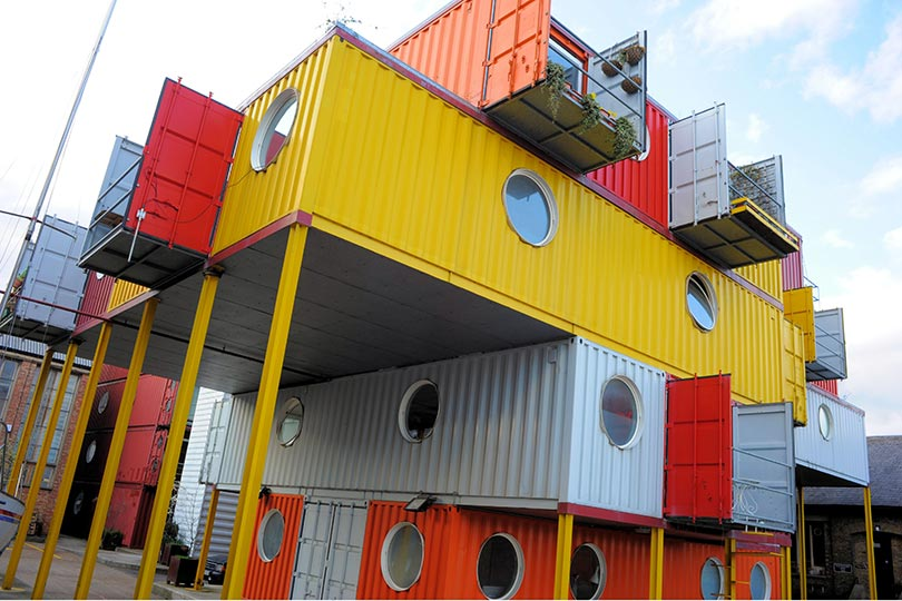 Grand designs in pictures - Grand designs shipping container home ...