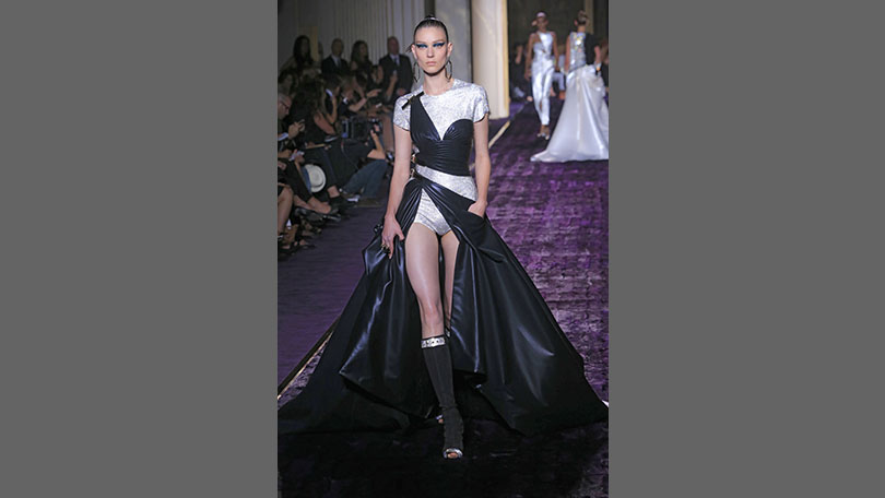 Quirky couture from the Paris catwalks