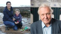 Sir David Attenborough contacted this six-year-old eco-warrior with handwritten encouragement
