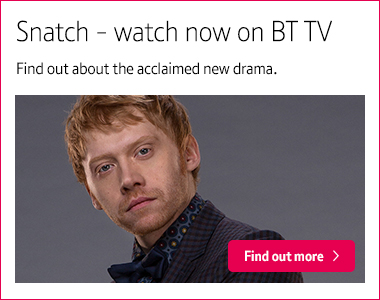 Snatch – coming to BT TV