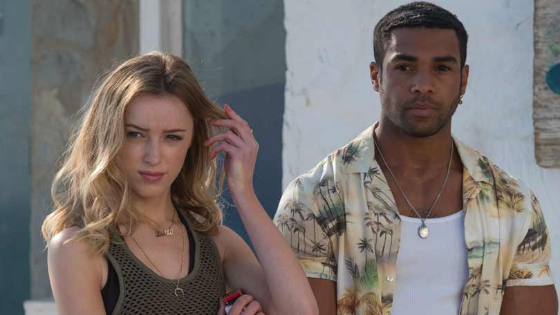 Lucien Laviscount - Snatch series 2
