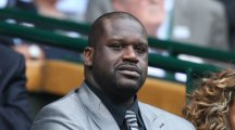 So Shaquille O'Neal believes the world is flat...
