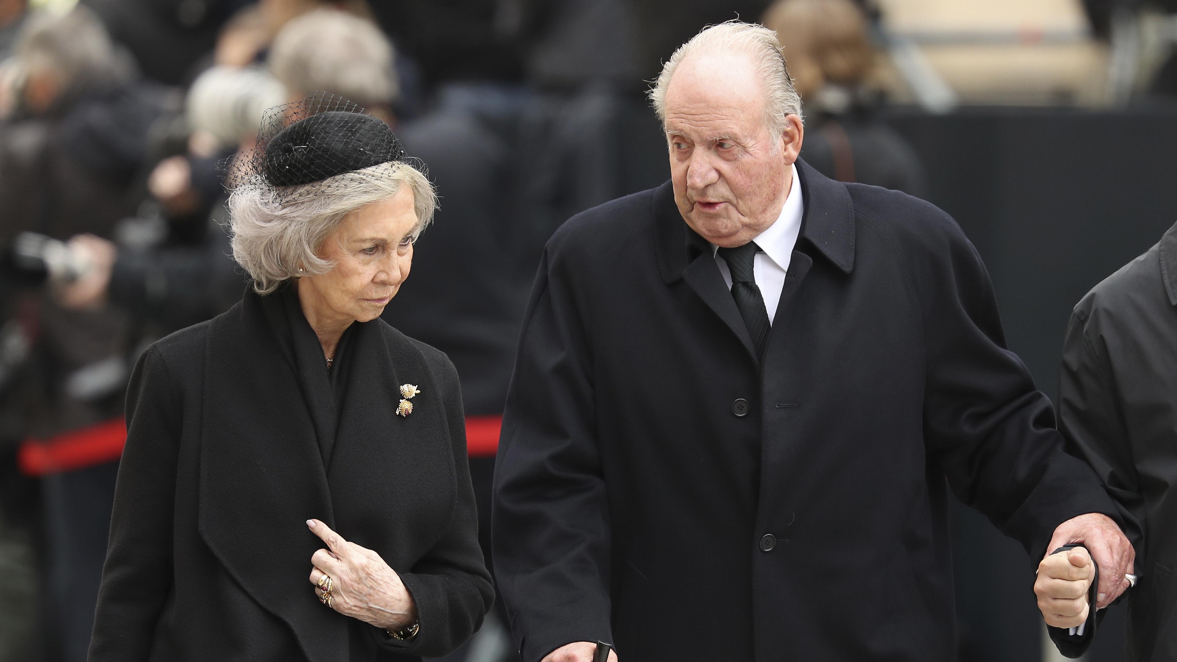 Lo del Rey Juan Carlos termina por sacar de quicio a ...  |Juan Carlos
