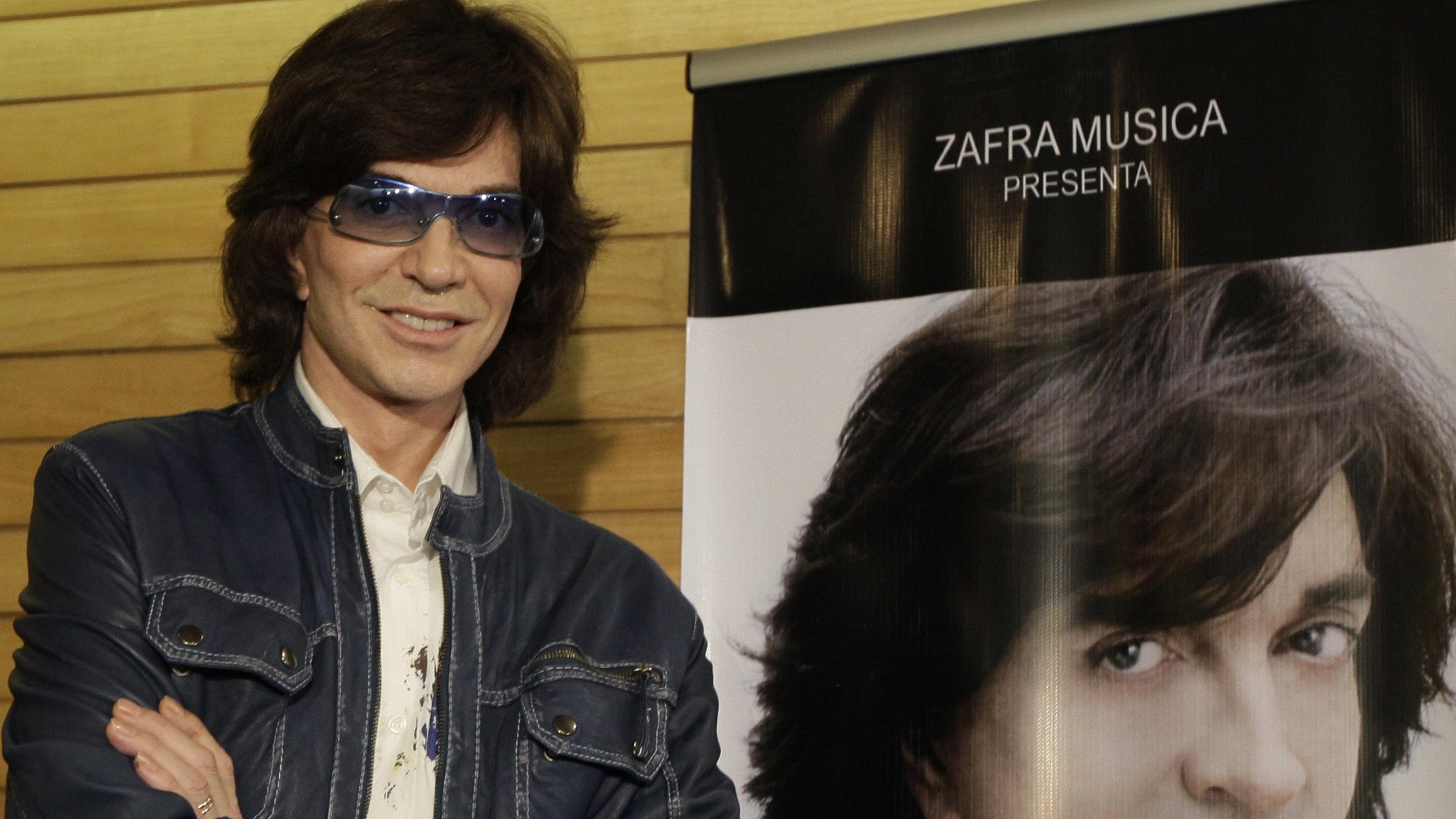 Spanish singer-songwriter Camilo Sesto dies at 72 | BT