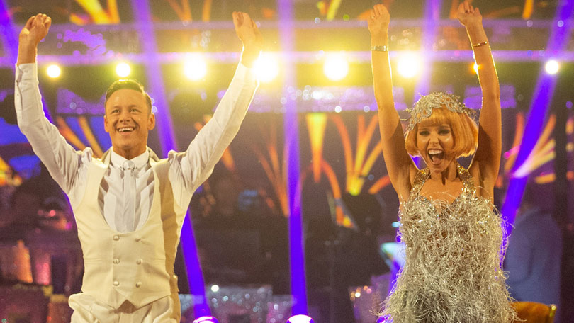 Kevin Clifton and Stacey Dooley - Strictly Come Dancing's 2018 champions