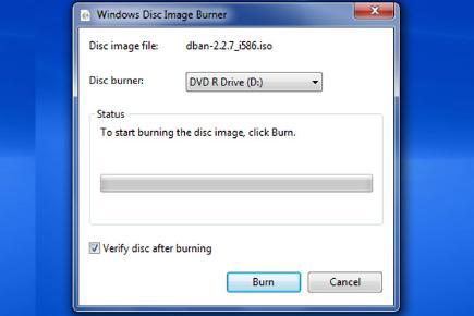 Krok 5: Wyczyść zrzut ekranu