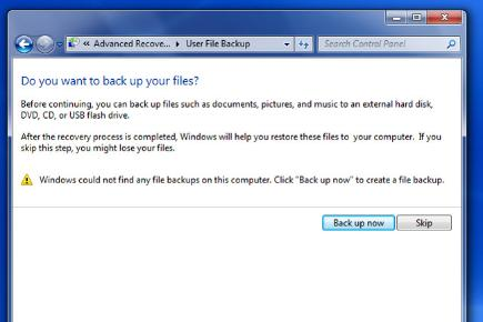 How to securely wipe your laptop or PC with Windows 7 | BT
