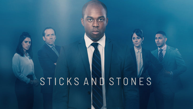 Sticks and Stones on ITV at Christmas