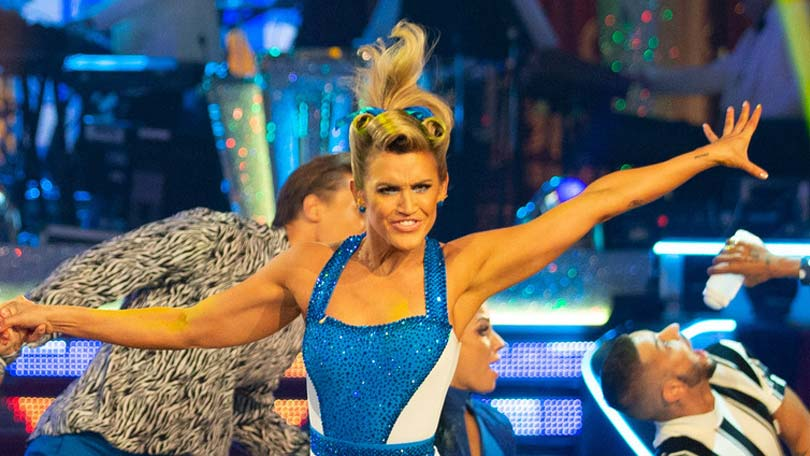 Strictly Come Dancing - Ashley Roberts