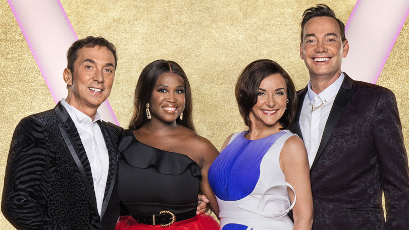 Strictly Come Dancing judges for 2019 series - Craig, Motsi, Bruno, Shirley