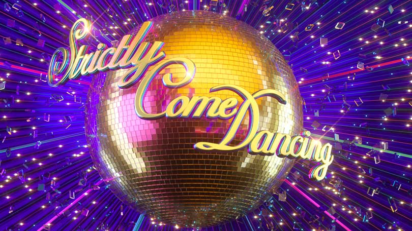 Strictly Come Dancing 2019 Glitterball logo