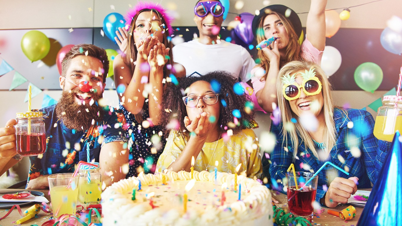 The Best Birthday Freebies You Can Claim Bt