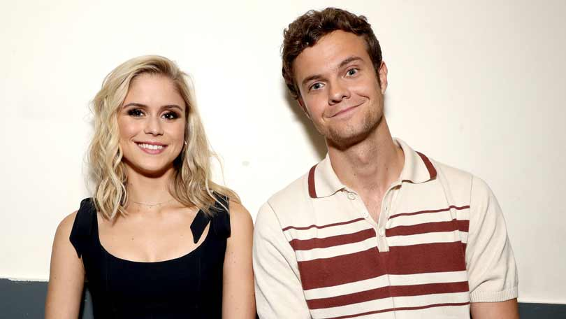 The Boys stars Erin Moriarty and Jack Quaid