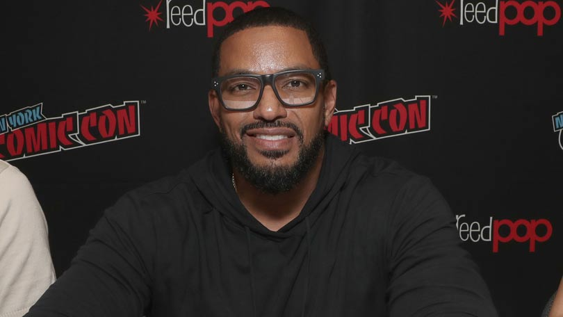 Laz Alonso plays Mother's Milk in The Boys