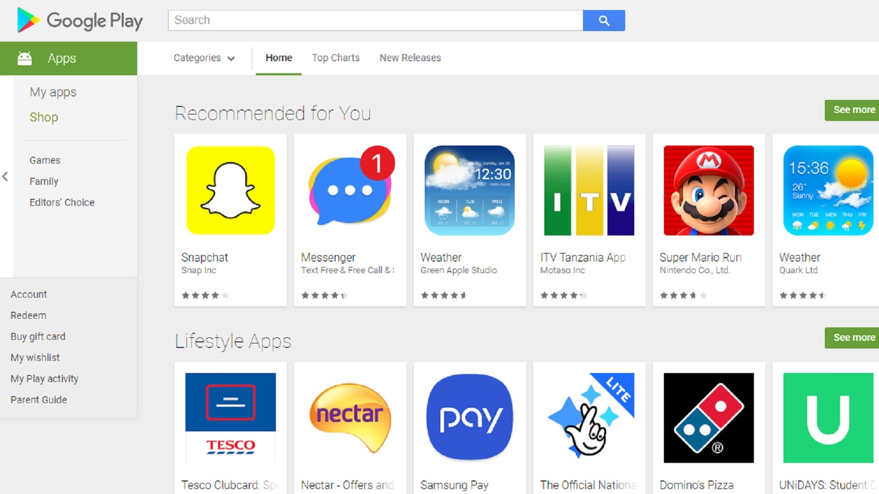 The Google Play Store will now let users try apps before