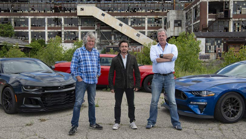 The Grand Tour series 3, episode 1 - Motown Funk