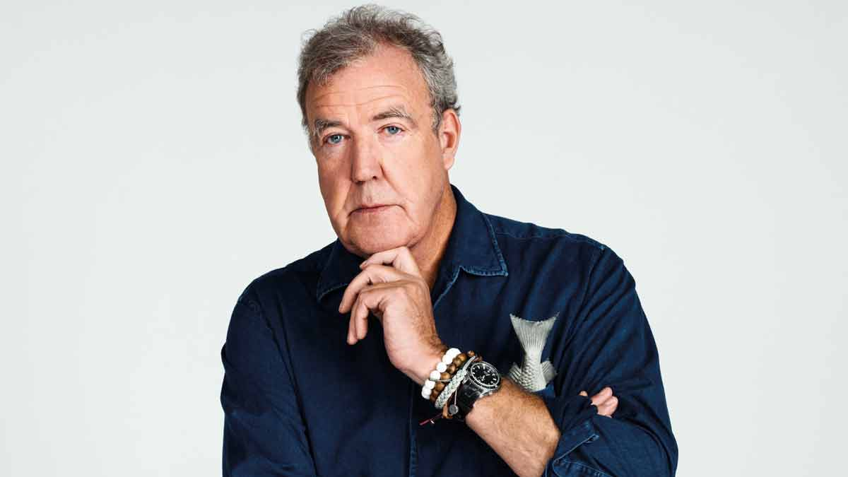 The Grand Tour presents Seamen - Jeremy Clarkson