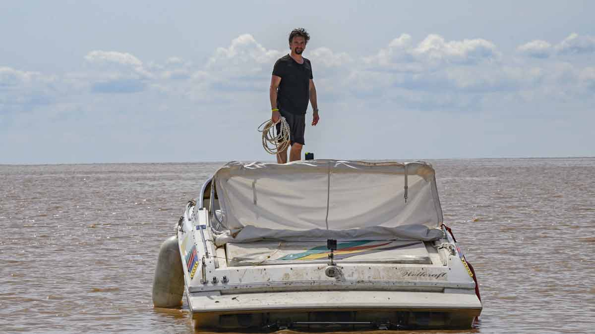 Richard Hammond on The Grand Tour: Seamen