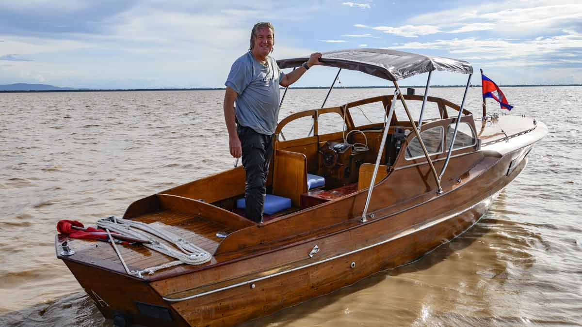 James May on The Grand Tour: Seamen