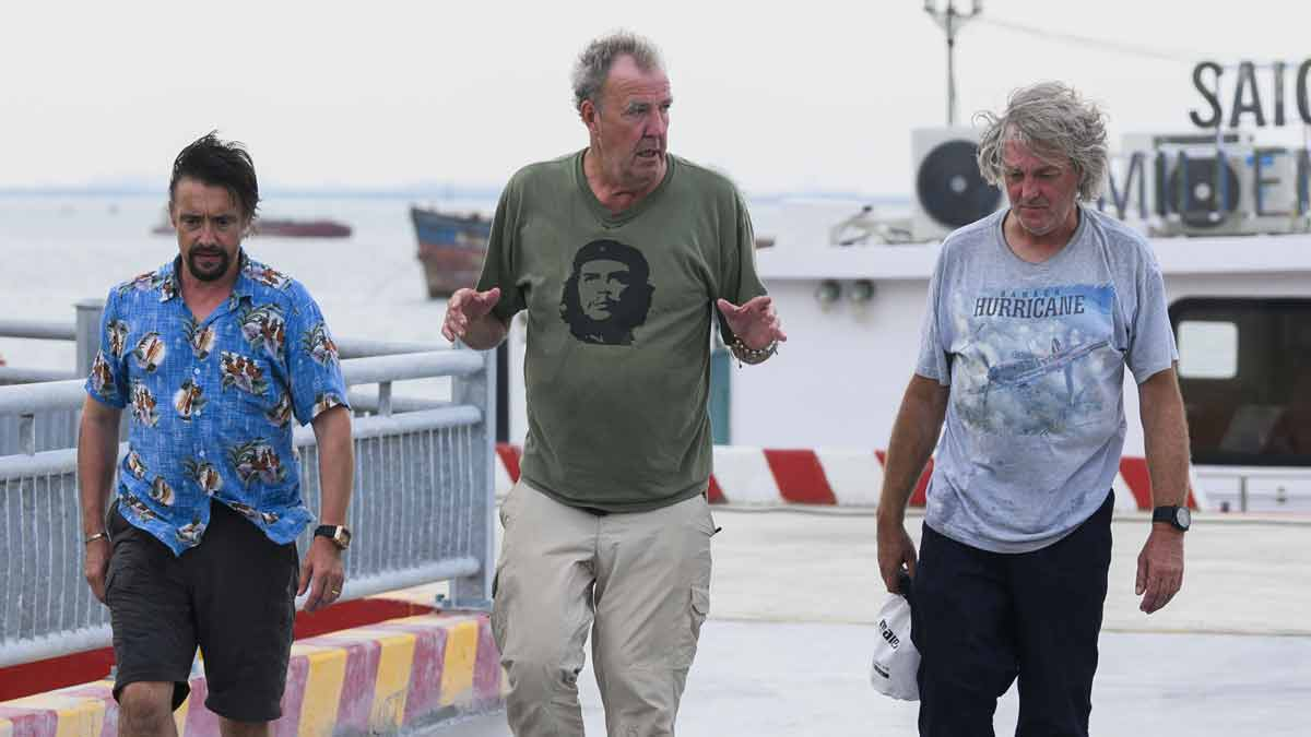 The Grand Tour presents Seamen review | BT