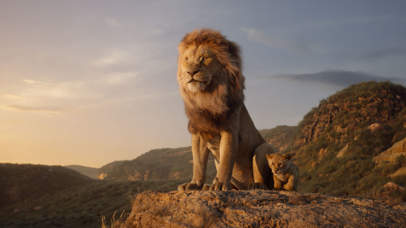 The Lion King - Now in the BT TV Store