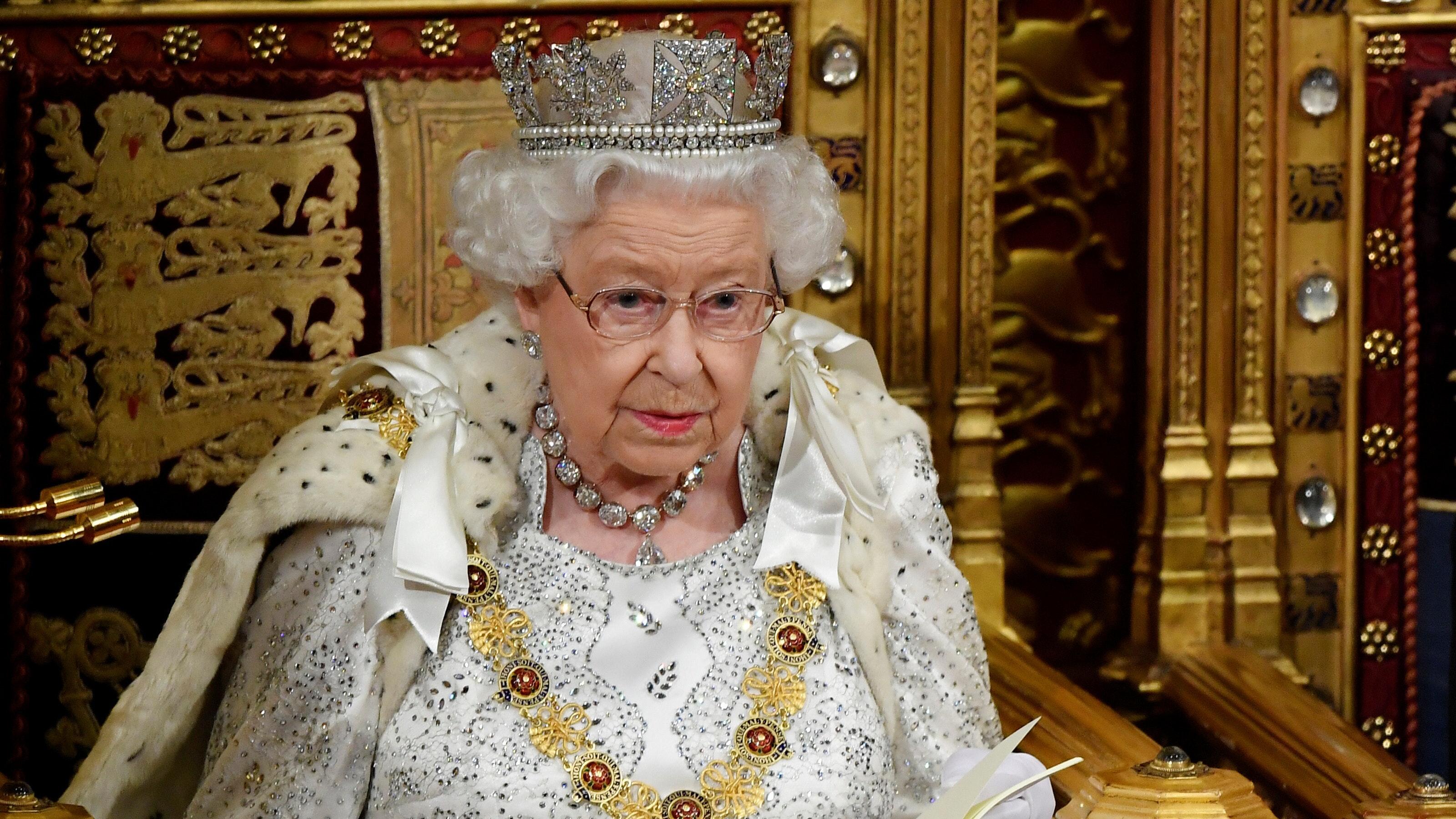 queen's speech - photo #21