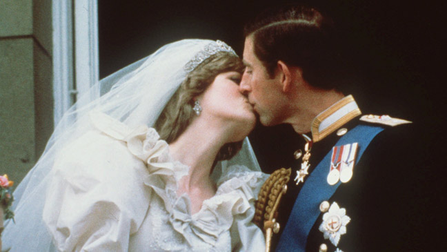 Image result for britain's prince charles marries lady diana spencer