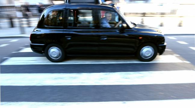 The taxi war intensifies as new black cab hailing app launches to take on Uber